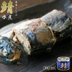 食塩不使用 美味しい鯖水煮缶 190g